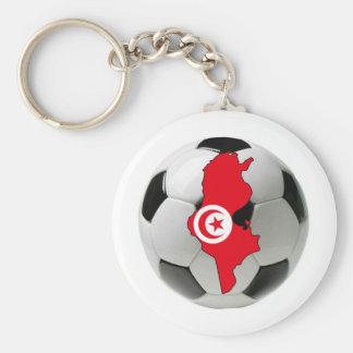 Tunisia national team keychain