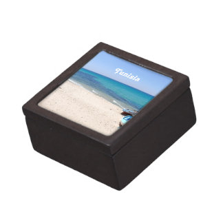 Tunisia Premium Keepsake Box