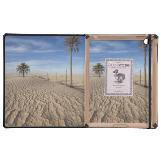Tunisia, Sahara Desert, Douz, Great Dune, dawn iPad Cover
