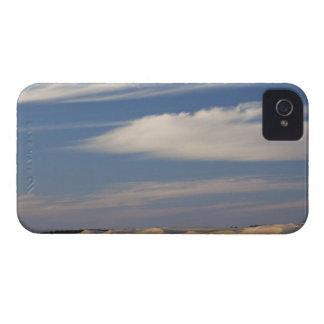 Tunisia, Sahara Desert, Douz, Great Dune, dusk 2 iPhone 4 Cover