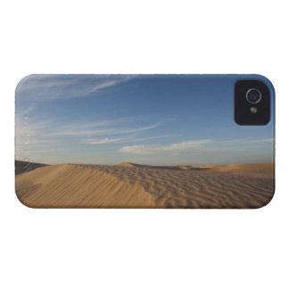 Tunisia, Sahara Desert, Douz, Great Dune, dusk iPhone 4 Case
