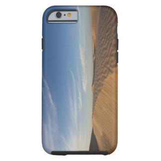 Tunisia, Sahara Desert, Douz, Great Dune, dusk Tough iPhone 6 Case