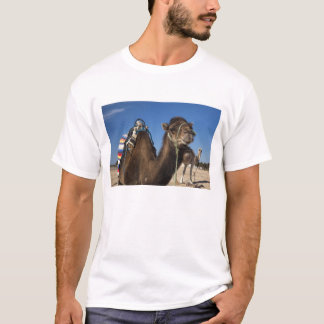 Tunisia, Sahara Desert, Douz, Zone Touristique, T-Shirt