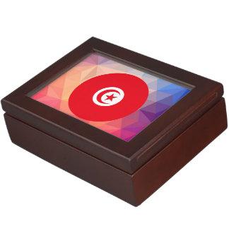 Tunisia Souvenir Keepsake Boxes