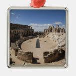 Tunisia, Tunisian Central Coast, El Jem, Roman 6 Metal Ornament