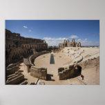 Tunisia, Tunisian Central Coast, El Jem, Roman 6 Poster