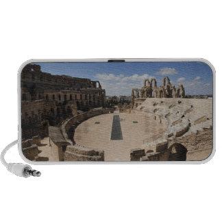 Tunisia, Tunisian Central Coast, El Jem, Roman 6 Travel Speaker