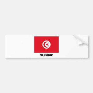 Tunisia / Tunisie Bumper Sticker
