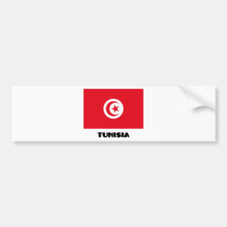 Tunisia / Tunisie Bumper Sticker