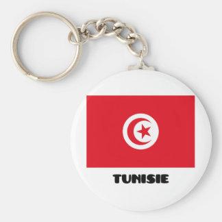 Tunisia / Tunisie Keychain