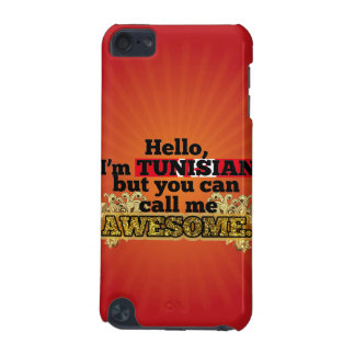 Tunisian, but call me Awesome iPod Touch 5G Cover