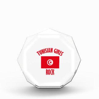 Tunisian girls DESIGNS Acrylic Award
