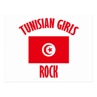 Tunisian girls DESIGNS Postcard