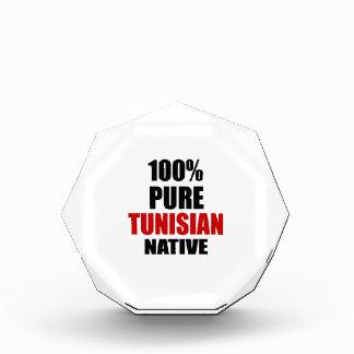 TUNISIAN NATIVE AWARD