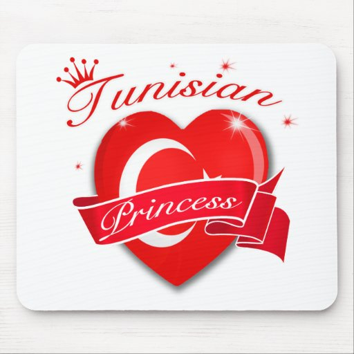 Tunisian Princess Mousepad
