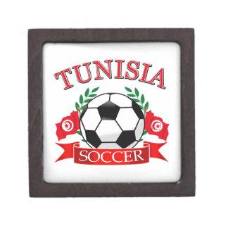 Tunisian Soccer Designs Premium Jewelry Box