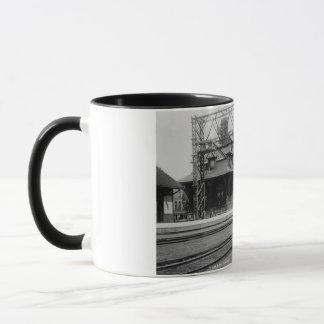 Tunnel Depot, Port Huron, Michigan  - Louis Pesha Mug
