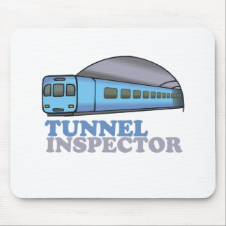 TUNNEL INSPECTOR MOUSE MAT