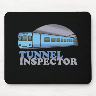 TUNNEL INSPECTOR MOUSE PAD