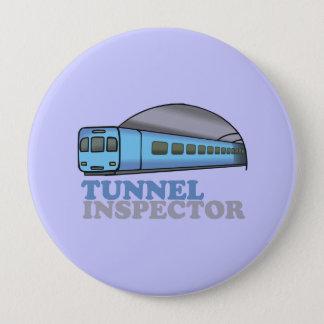 TUNNEL INSPECTOR PINBACK BUTTON