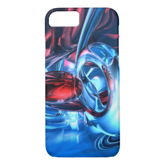 Tunnel Lust Abstract iPhone 7 Case