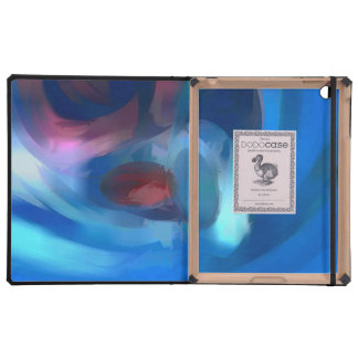 Tunnel Lust Pastel Abstract iPad Cases