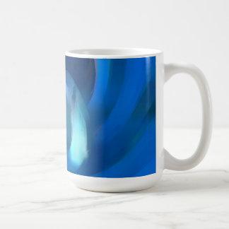 Tunnel Lust Pastel Abstract Coffee Mug
