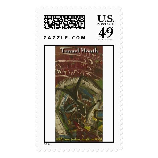 tunnel mouth  stamps