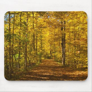 Tunnel of Colors mousepad