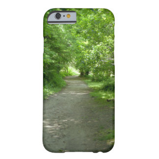 Tunnel of Leaves Barely There iPhone 6 Case
