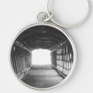 Tunnel of Light Keychain