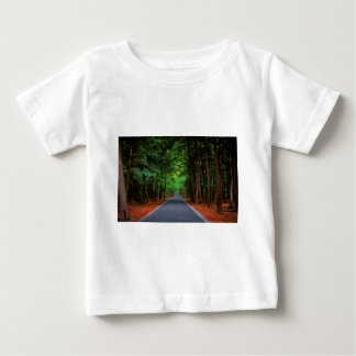 Tunnel of Trees 0832 by Buck Cash.jpg Baby T-Shirt