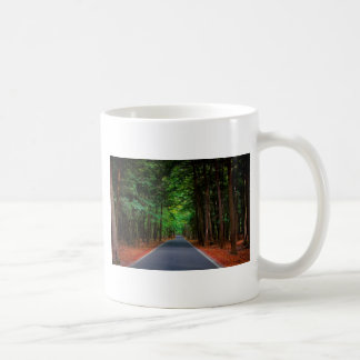 Tunnel of Trees 0832 by Buck Cash.jpg Classic White Coffee Mug