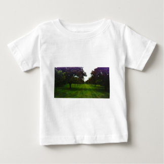 Tunnel of Trees Baby T-Shirt