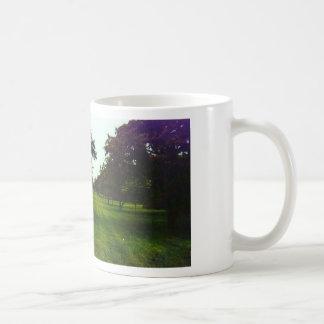 Tunnel of Trees Classic White Coffee Mug