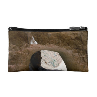 Tunnel on the peekaboo loop trail in Bryce Canyon Cosmetic Bag