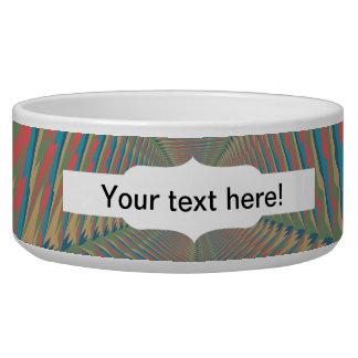 Tunnel Pet Food Bowl