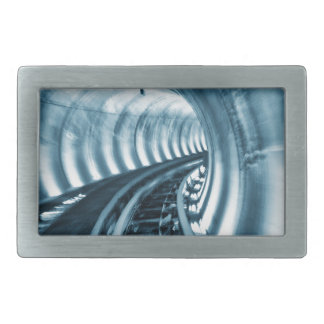 Tunnel Rectangular Belt Buckle