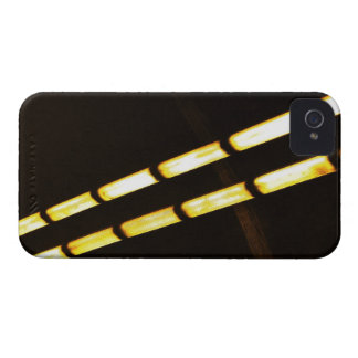 Tunnel Strobe iPhone 4 Cases