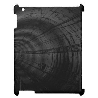 Tunnel Themed, A Tunnel With Railway Tracks Laid O Case For The iPad 2 3 4