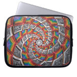 Tunnel To The Moon Laptop Zipper Sleeve Laptop Sleeves