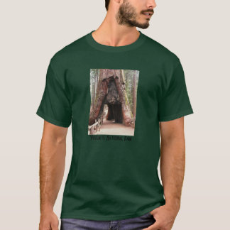 Tunnel Tree- Yosemite T-Shirt