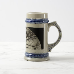 Tunnel View Beer Stein