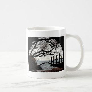 Tunnel View Classic White Coffee Mug