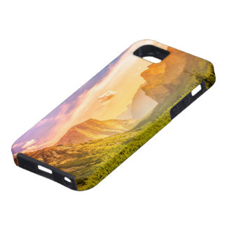 Tunnel View of Yosemite National Park iPhone SE/5/5s Case