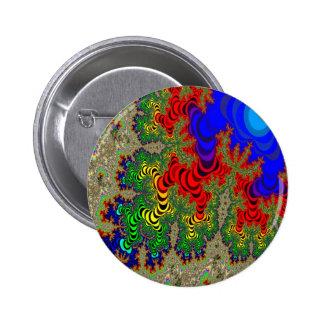 Tunnel Vision 2 Inch Round Button