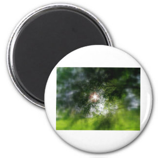 Tunnel Vision 2 Inch Round Magnet