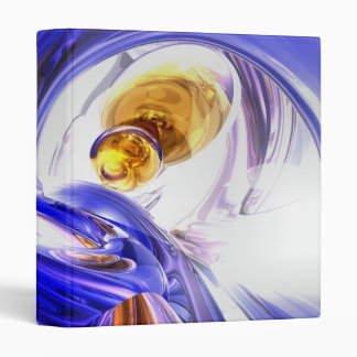 Tunnel Vision Abstract Binder