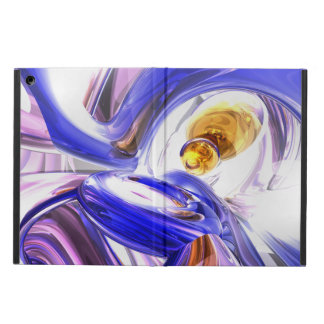 Tunnel Vision Abstract Cover For iPad Air