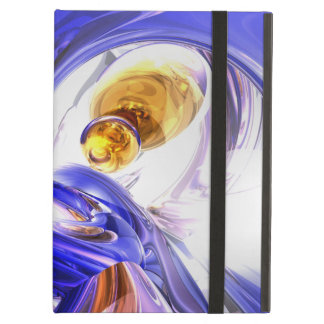 Tunnel Vision Abstract iPad Folio Cases